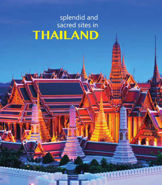 Splendid and Sacred Sites in Thailand