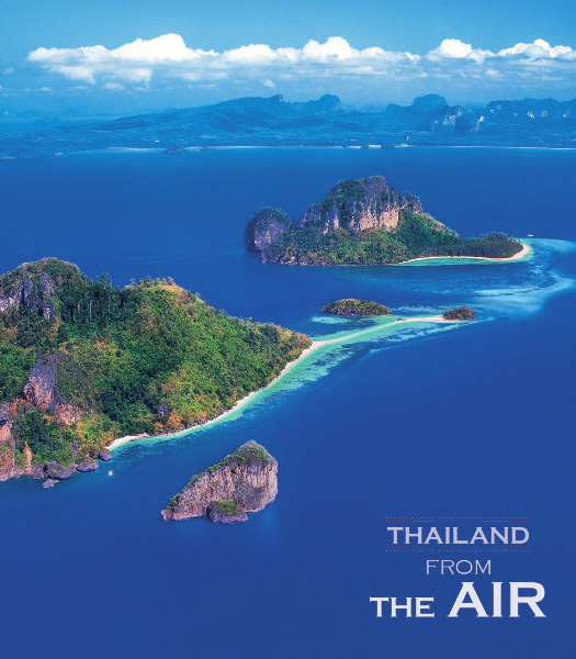 Thailand from the air